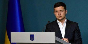 رئیس جمهور اوکراین از بیانیه ایران استقبال کرد