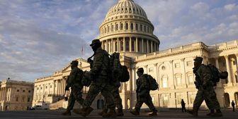 تشدید تدابیر امنیتی کنگره آمریکا در آستانه استیضاح جنجالی ترامپ