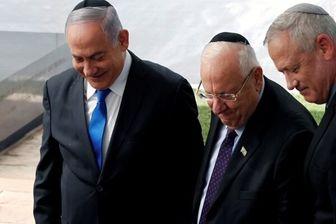 دیدار بی نتیجه گانتز و نتانیاهو