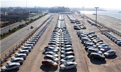ترانزیت ۳۵۰۰ خودرو سواری وارداتی در سلفچگان