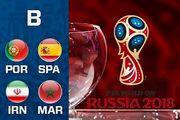 کمک میلیاردی به رقیب ایران در آستانه جام جهانی