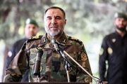 فرمانده نزاجا: هیچ خطری مرزهای کشور را تهدید نمیکند