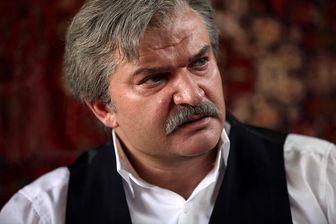 خداحافظی «مهدی سلطانی» با هاشم خان دماوندی/ عکس