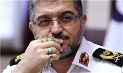 بیشترین و کمترین تخلفات رانندگان تهرانی