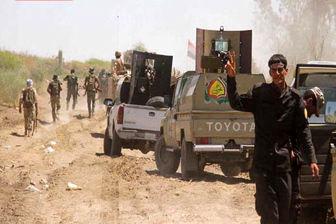 تلاش داعش برای پیشروی در اطراف دوما