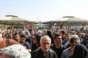 آخرین وضعیت مرز مهران برای تردد زائران