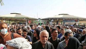 فشار بازگشت برمرزمهران بالاست/ 238 هزارنفر از مهران وارد کشور شدند