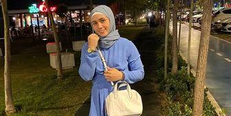 قهرمان دختر وزنهبرداری اروپا مسلمان شد+عکس