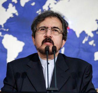 قاسمی: شنیدن حرفهای اروپاییها برای ایران کافی نیست