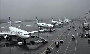 لغو پروازهای مشهد به بغداد، اسلام آباد و اهواز