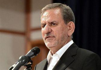 جهانگیری: زبان تهدید در برابر ملت ایران کارساز نیست