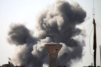 مقر فرانسوی ها در الرقه منفجر شد