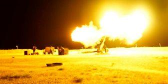 حمله الحشد الشعبی به داعش در شمال عراق