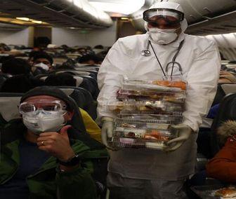 زدن ماسک در هواپیما اجباری شد