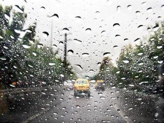 بارش باران در گیلان شدیدتر می شود