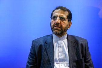 واکنش علی نجفی به آتش زدن کنسولگری ایران در عراق
