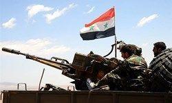 تسلط ارتش سوریه بر شهرک «الجزیره» در دمشق