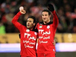 پیروزی پرگل پرسپولیس مقابل قطری ها