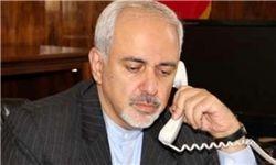 تماس تلفنی وزیر خارجه ایتالیا با ظریف