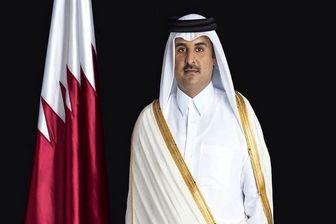 امیر قطر سالروز پیروزی انقلاب اسلامی را تبریک گفت