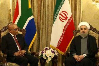 ایران و آفریقای جنوبی 8 سند همکاری امضا کردند