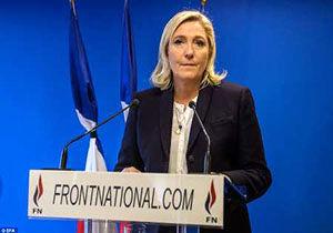 حزب راستگرای افراطی فرانسه تغییر نام میدهد