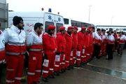 امداد رسانی به ۱۴۷۴ نفر در کشور