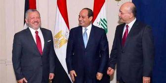 حلوفصل بحرانهای منطقه در دیدار سران سه کشور عربی