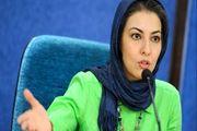 تیپ بازیگر زن پرحاشیه در حال دوچرخهسواری/ عکس