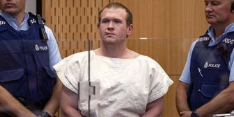 حبس ابد برای عامل قتل عام نمازگزاران در نیوزیلند