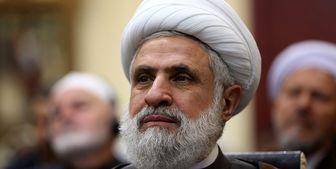 تأکید «نعیم قاسم» بر تثبیت «معادله قدرت» به دست حزبالله