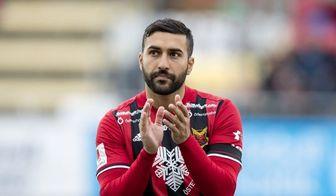 لژیونر ایرانی به لیگ انگلیس می رود؟
