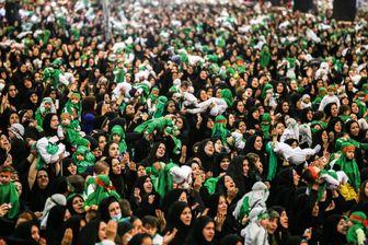 همایش شیرخوارگان حسینی در مصلی تهران برگزار میشود