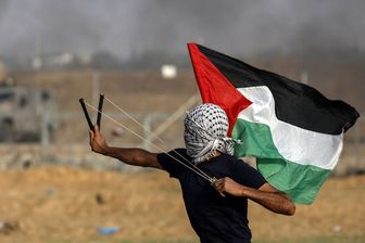 ۷۷ مجروح در تظاهرات «روز خشم» در کرانه باختری