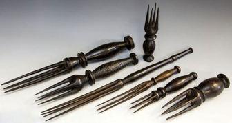 ابزارهای آدمخواری در قرن نوزده + عکس