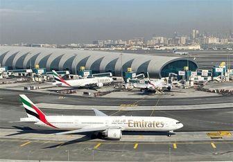 تعلیق همه پروازها بین امارات و عربستان