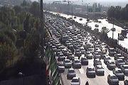 آخرین وضعیت ترافیکی امروز؛ بیست و پنجم دی ماه ۹۸