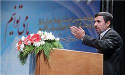 احمدینژاد: ایران امروز همان اسلام است