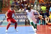 فوتسال ایران همچنان در رده چهارم جهان و اول آسیا