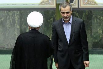 رونمایی از «مشایی جدید» در دولت روحانی