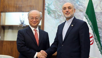 علی اکبر صالحی با آمانو دیدار کرد