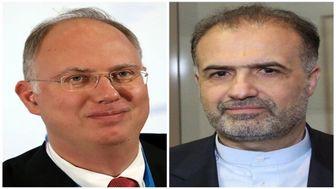 رایزنی ایران با روسیه درباره تولید مشترک واکسن کرونا