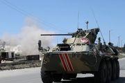 دومین رزمایش نظامی آموزشی روسیه و ترکیه در سوریه