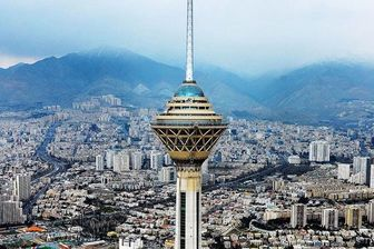 هشدار؛ تندباد شدید امروز و فردا در تهران