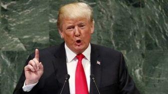 هشدار ترامپ به کشورهایی که از ایران نفت بخرند