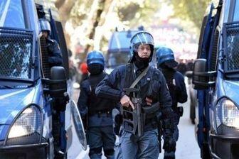 گشت مرزی ایتالیا با فرانسه تشدید میشود