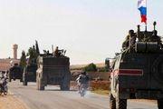 حمله به خودروی گشتی روسیه در شمال سوریه +عکس