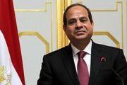 وزیر دفاع فرانسه به دیدار السیسی رفت