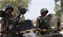 موفقیت ارتش پاکستان در تصرف مقر اصلی شبه نظامیان محلی