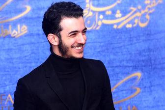 قاب خاطره انگیز علی شادمان با زنده یاد عزت الله مهرآوران /عکس